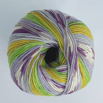 Dolce Amore 4ply Cotton- Spring Print