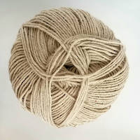 Skeinz Alpaca 10ply  - Natural 100gm