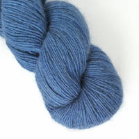 Naturally Amuri 4ply - Mid-Blue