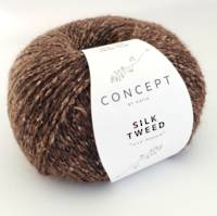 Silk Tweed 55 - Walnut