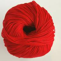 Millifilli Fine 4ply Cotton- Fire
