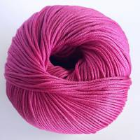 Millifilli Fine 4ply Cotton- French Rose