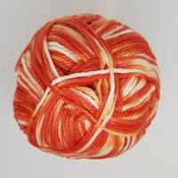 Naturally Classic Merino 8ply - Clementine Crush
