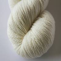Naked White Gum Wool 4ply - 5 x 100gm