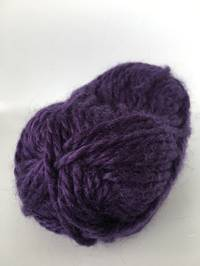 Chunky Wool/Mohair 14ply - Violet