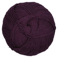 Sock Merino 100gm - Black Cherry