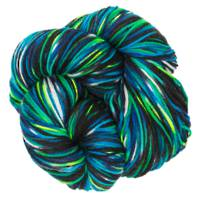 StevenBe Print Merino - Licorice Splice