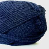 Heritage Organic Lt Worsted - Oxford Navy