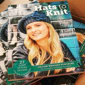 Hats to Knit - Gillian Whalley-Torckler