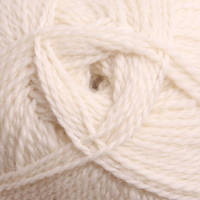 Ashford 12ply Natural White