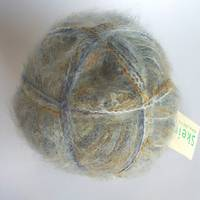 Brushed Mohair BB - Farmyard