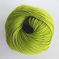 Millifilli Fine 4ply Cotton- Mantis