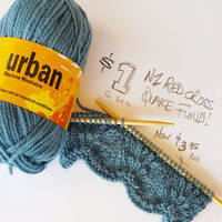 Urban DK - Sea Holly
