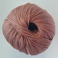 Luxury 100% Silk 4ply - Blush