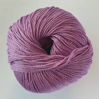 Luxury 100% Silk 4ply - Thistle