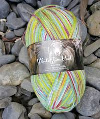 WGW Merino 4ply - Wildflower